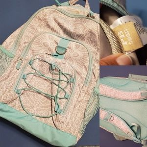 POTTERY BARN TEEN Mint LARGE TECH BACKPACK